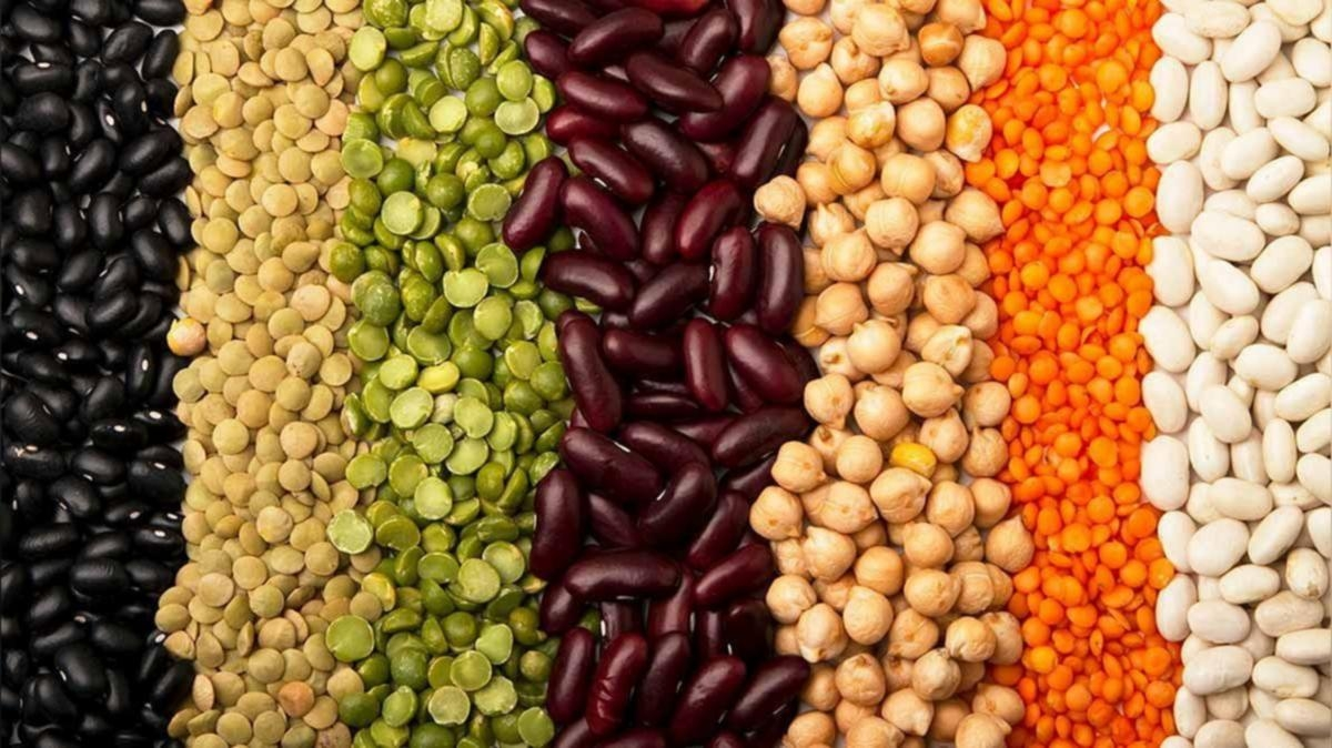 Pulses add colour to the plate