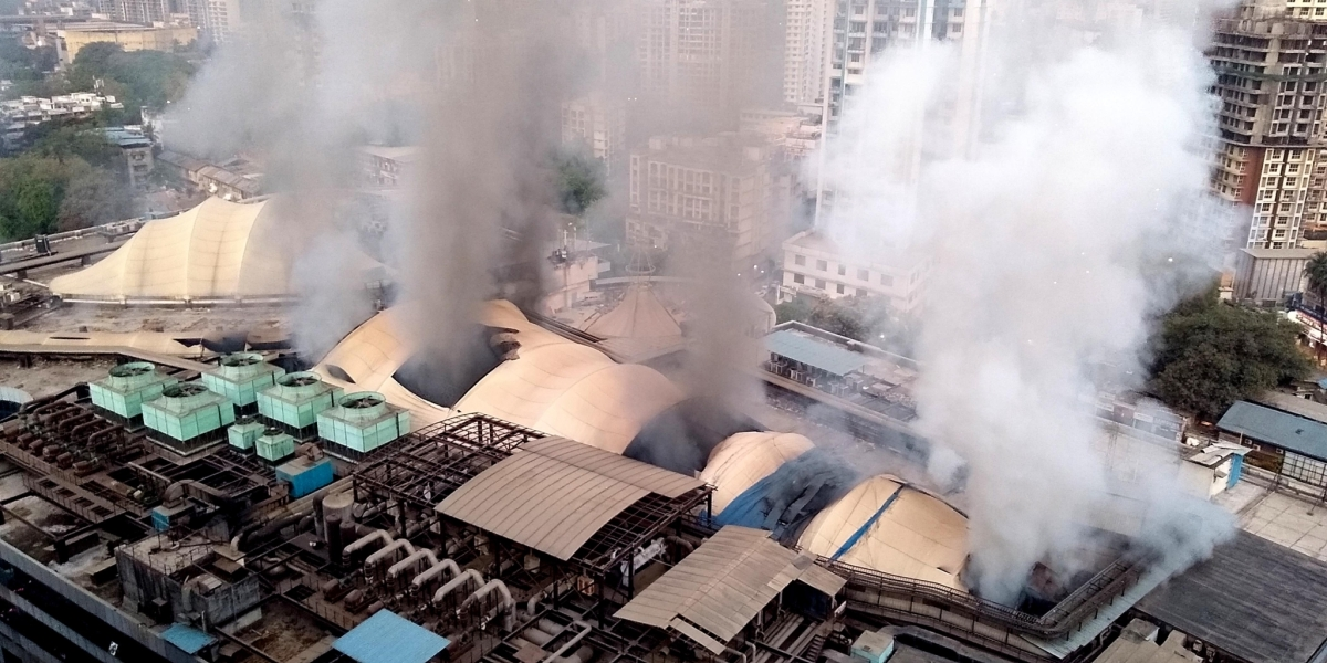 BMC standing panel seeks Dreams Mall fire report