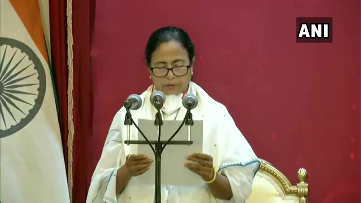 Mamata Banerjee sworn in as West Bengal Chief Minister for third term; PM Modi shares congratulatory message