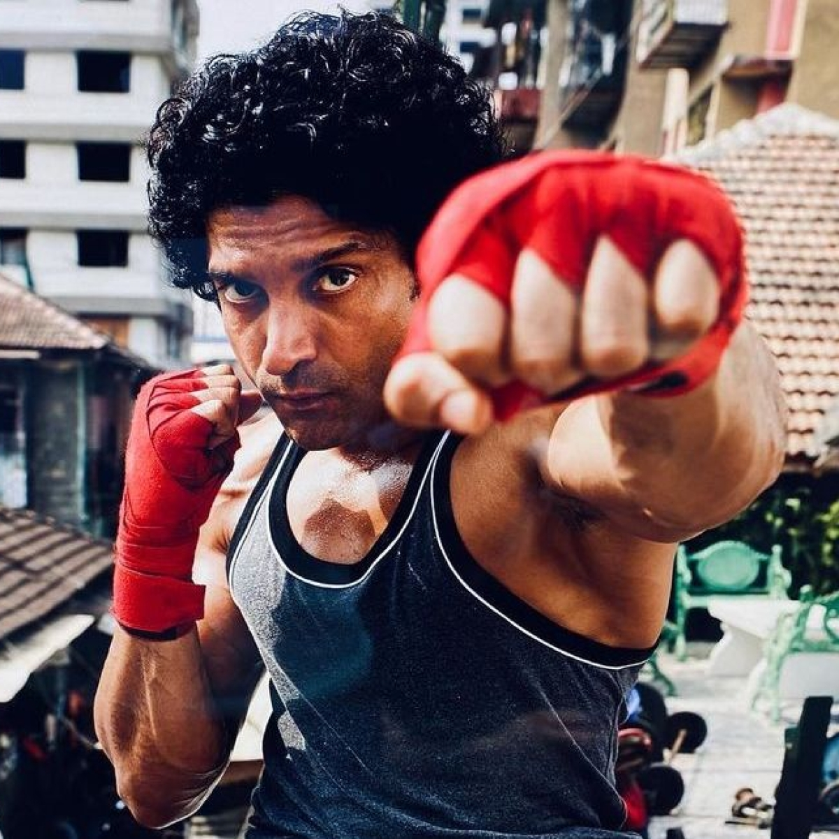 Farhan Akhtar responds after being called out for using drive-in vaccination facility meant for 60+, specially-abled