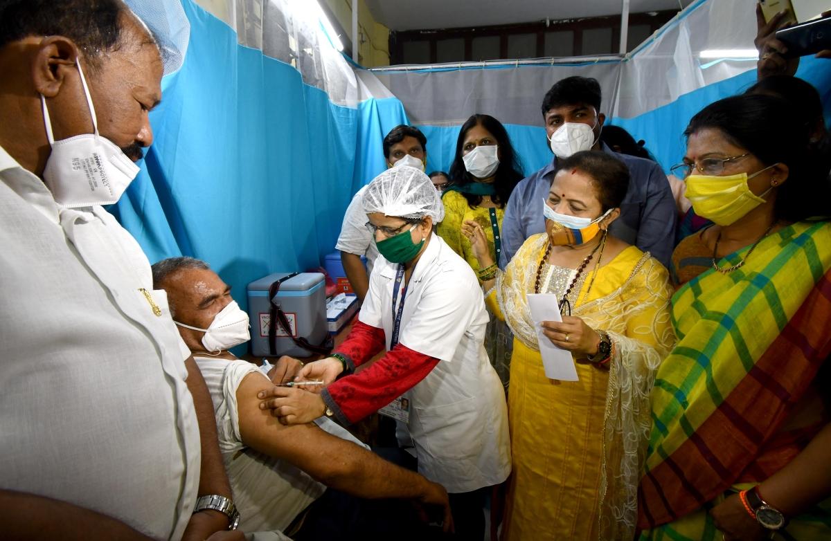 Mumbai: 30,000 registered beneficiaries vaccinated