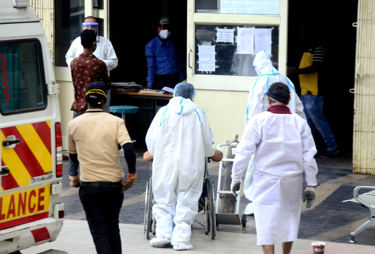 Bhopal: Public hospitals a dumping ground for Covid patients