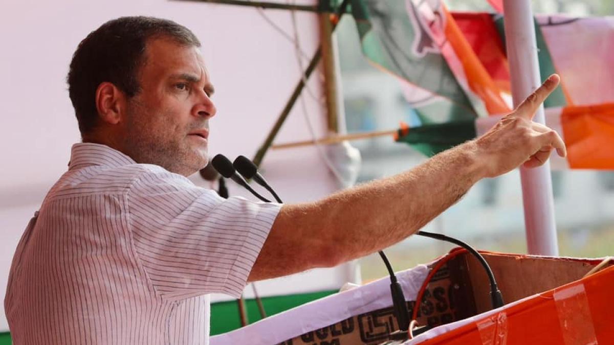 Photo: Rahul Gandhi/Facebook