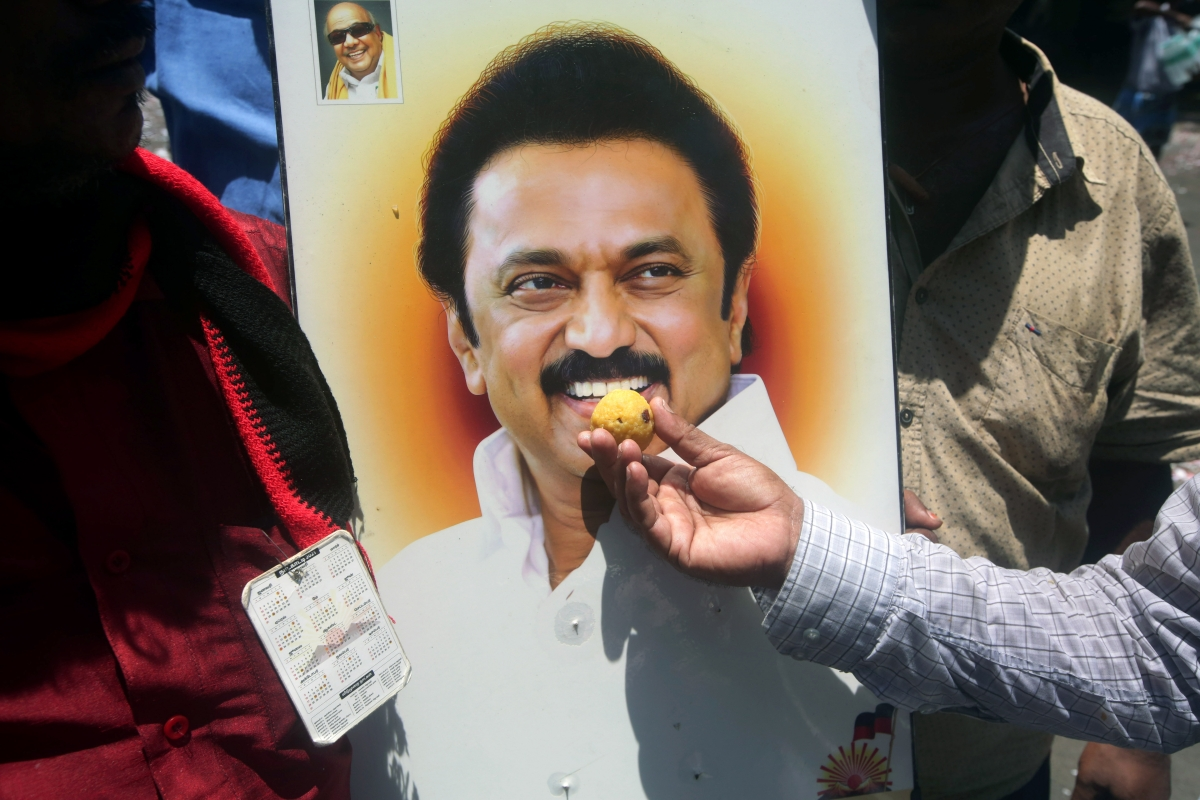 MK Stalin thanks Tamil Nadu people for voting DMK to power, pledges to work for them