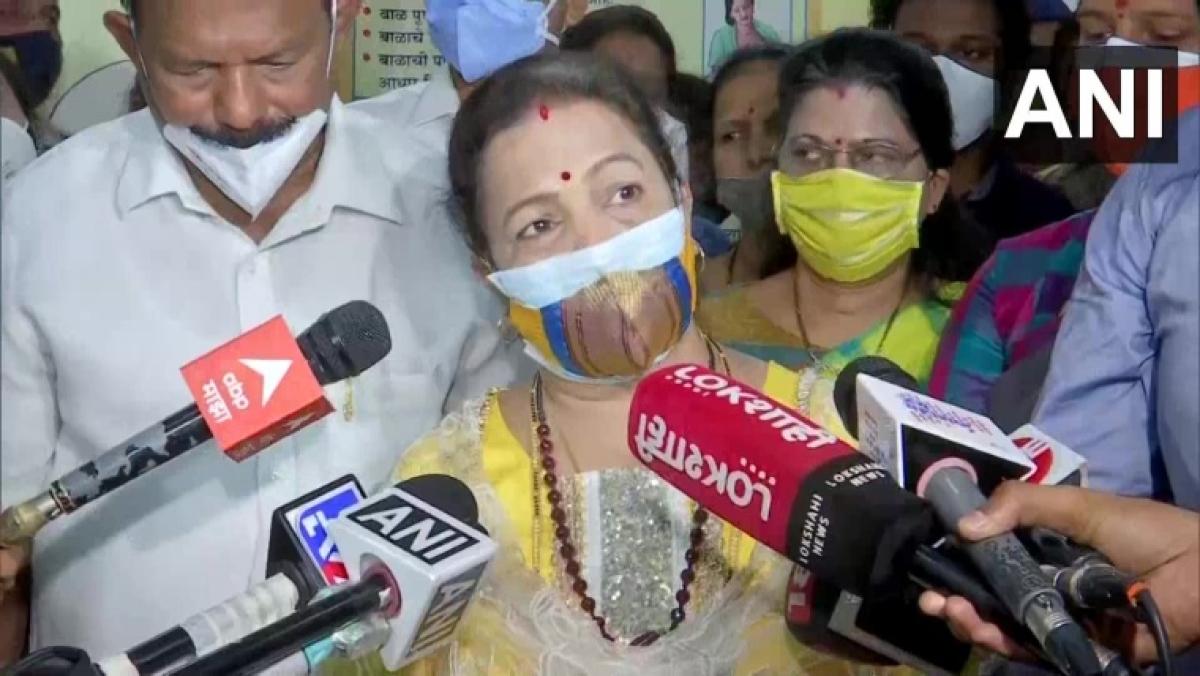 Efficacy of COVID-19 vaccines should not be lower than 60%: Mumbai Mayor Kishori Pednekar after BMC floating global tender