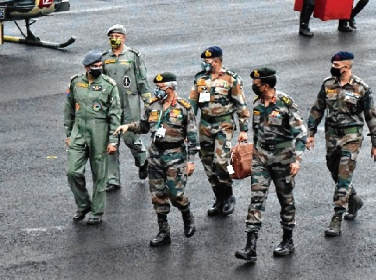 Army chief reviews border situation in Arunachal