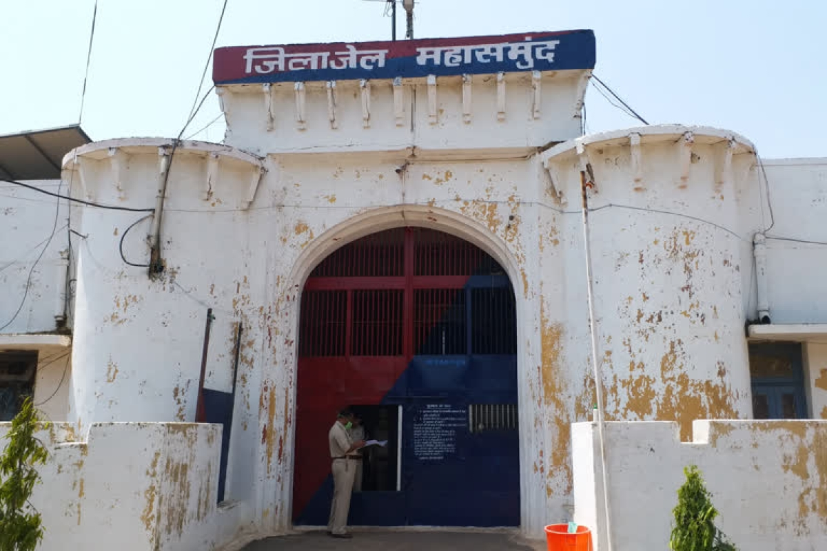 Chhattisgarh: Five prisoners escape from Mahasamund district jail