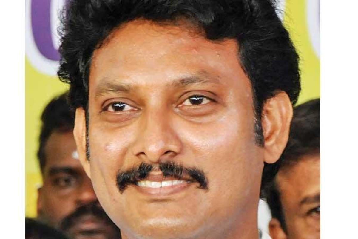 Tamil Nadu School Education Minister Anbil Mahesh Poyyamozhi
