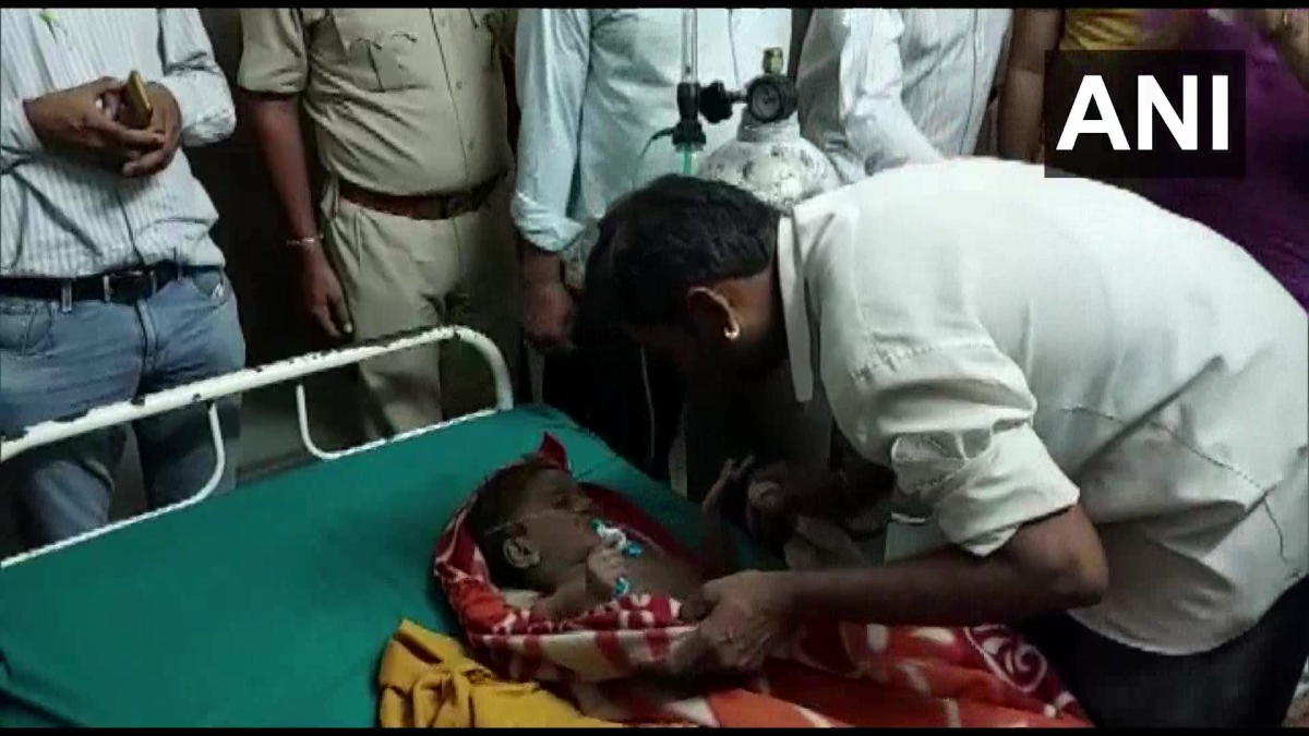 Rajasthan: 4-year-old boy who fell into over 90-feet-deep borewell rescued after 16 hours