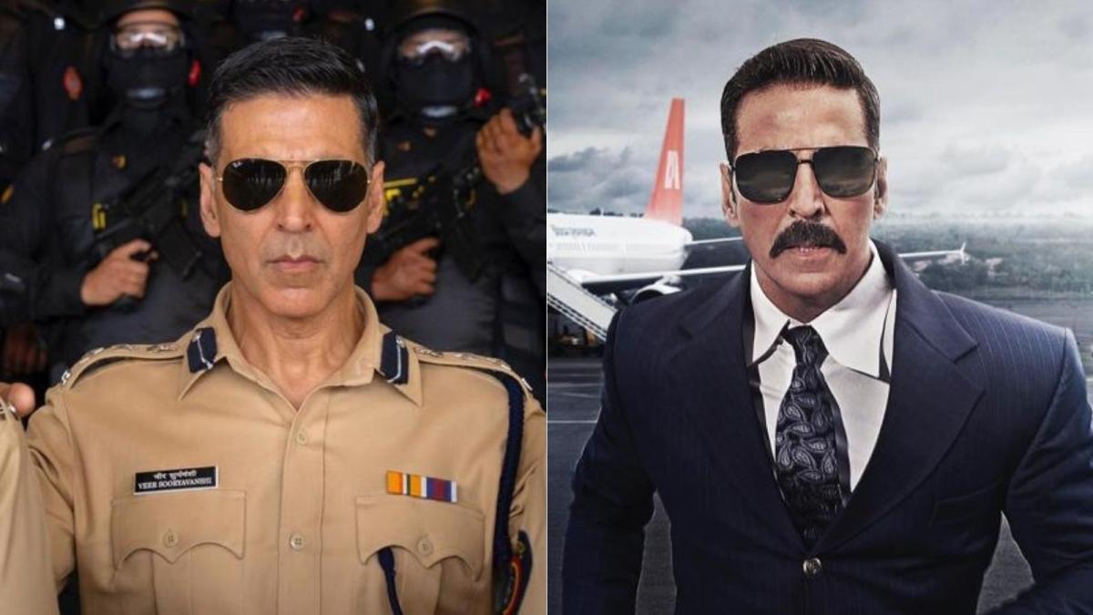Akshay Kumar quashes rumours of 'Sooryavanshi' and 'Bell Bottom' releasing on Independence Day