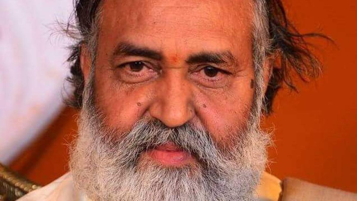 Indore: Renowned educationist Koushal Kishore Pandey succumbs to corona, cremated at Panchkuiya Muktidham