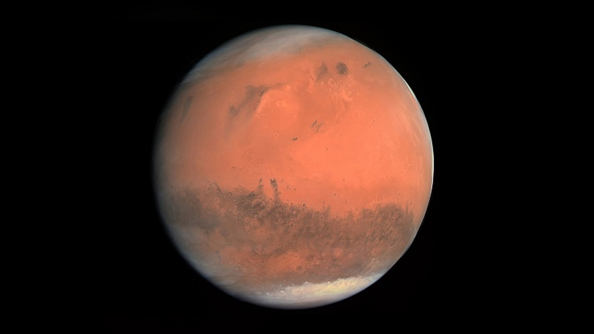 Organic salts detected on Mars: NASA