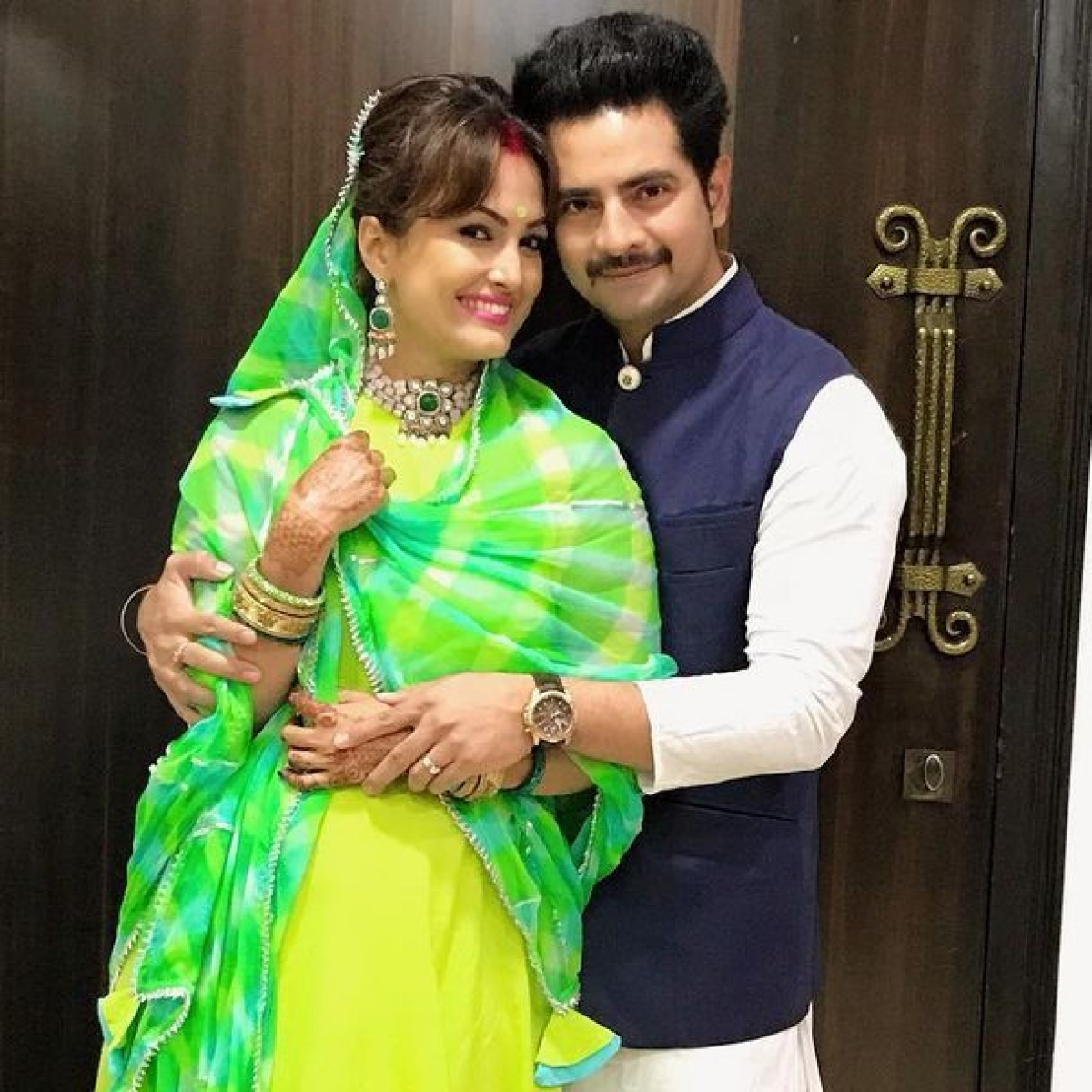 'Yeh Rishta Kya Kehlataa Hai' actor Karan Mehra and Nisha Rawal's marriage in trouble?