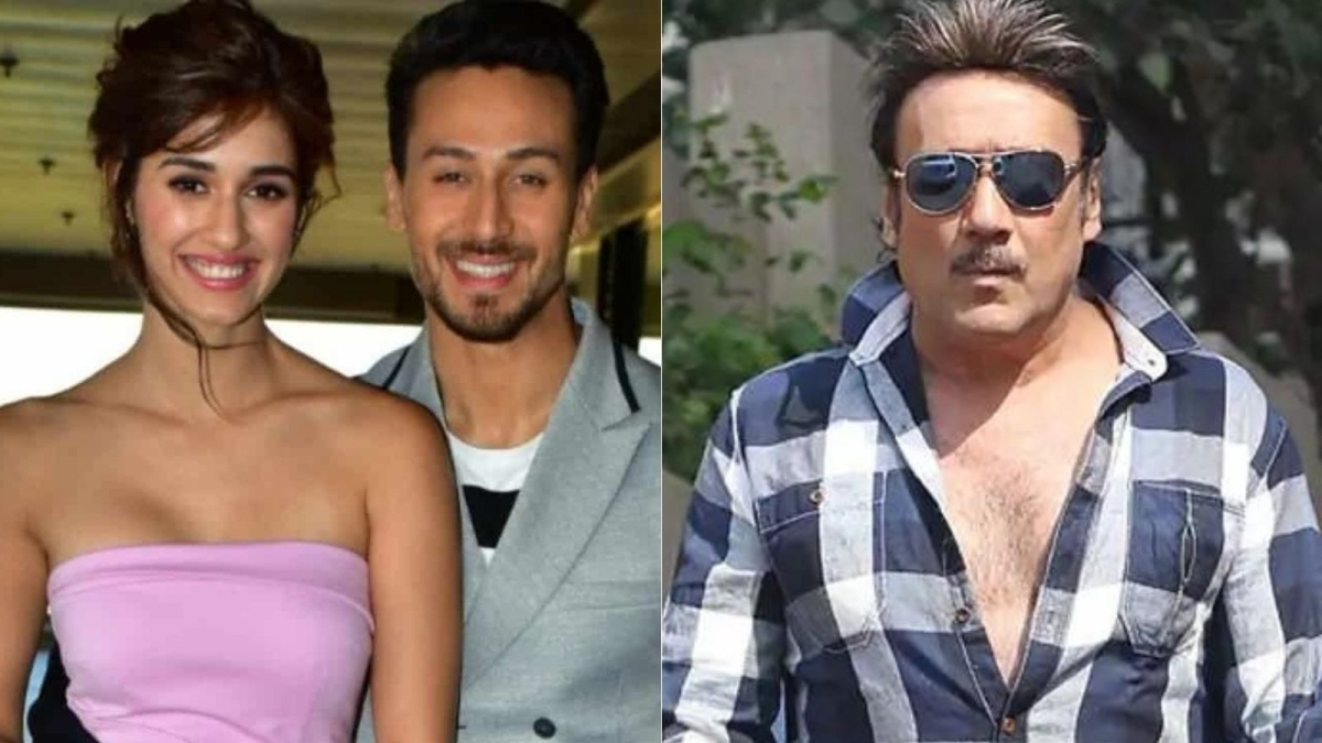 Jackie Uncle or Sir? Here's how Disha Patani addresses rumoured beau Tiger Shroff's dad