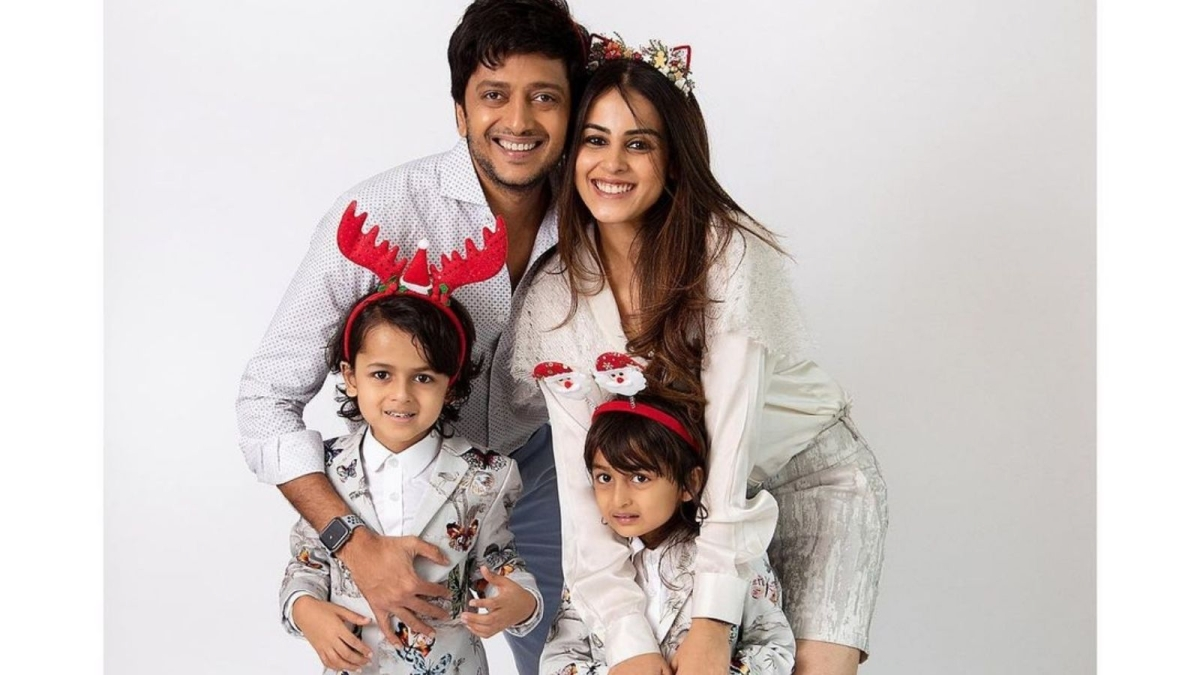 Genelia Deshmukh says her sons Rahyl and Riaan tested COVID-19 positive last month, shares a message for moms