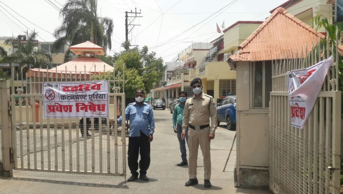 Bhopal: Major lapse on the part of the administration, entry to city's containment zones not been banned