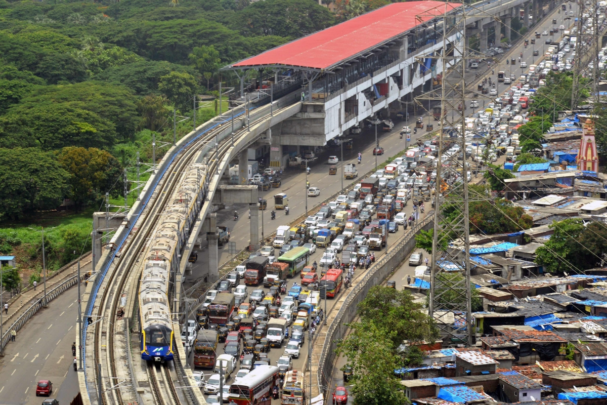 Mumbai: MMRDA incurs expenses of Rs 5,935 crore on Metro 2A and 7 so far