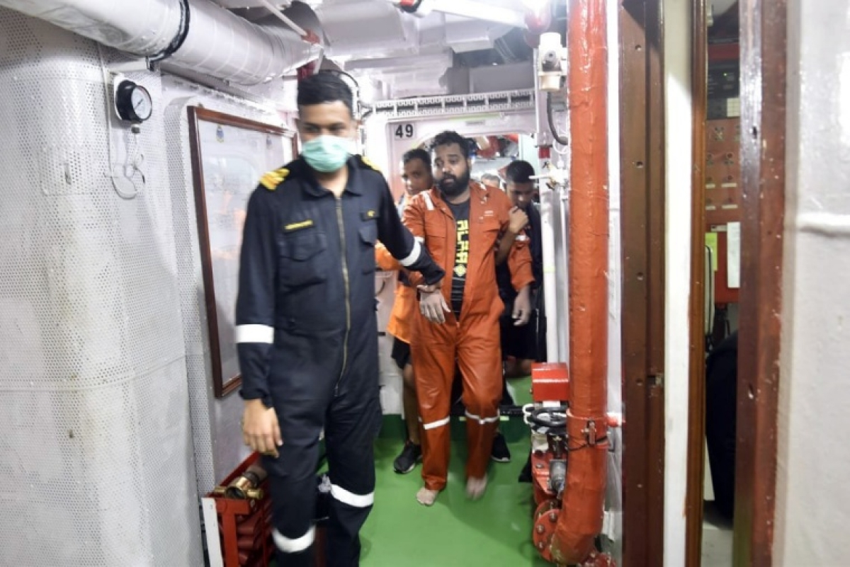 'Man-made tragedy': MVA seeks Union Petroleum Minister Dharmendra Pradhan's resignation over barge P305 incident