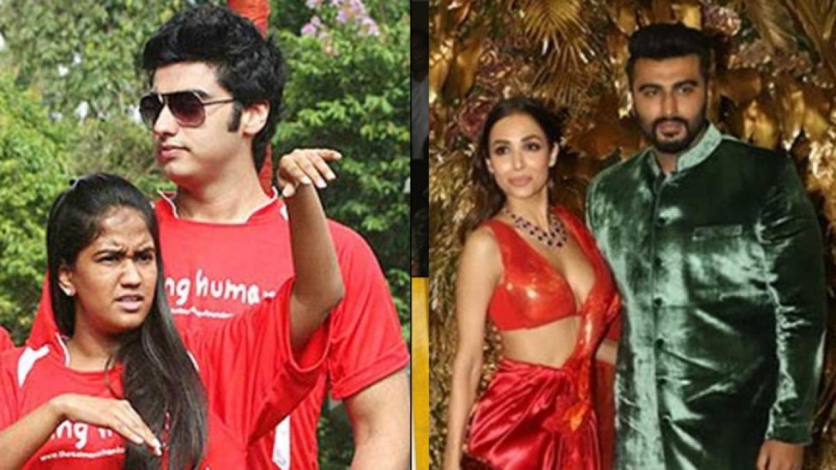 Throwback Thursday: When Salman Khan's sister Arpita dumped Arjun Kapoor