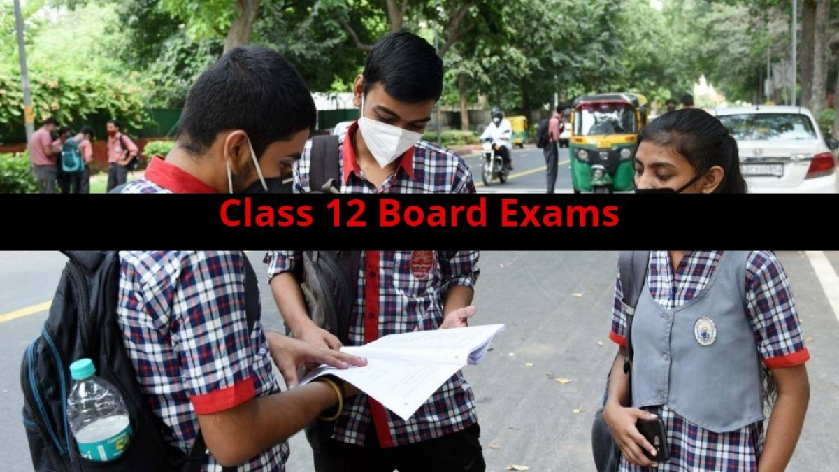 Attention students! Centre to decide on conducting Class 12 board exams tomorrow