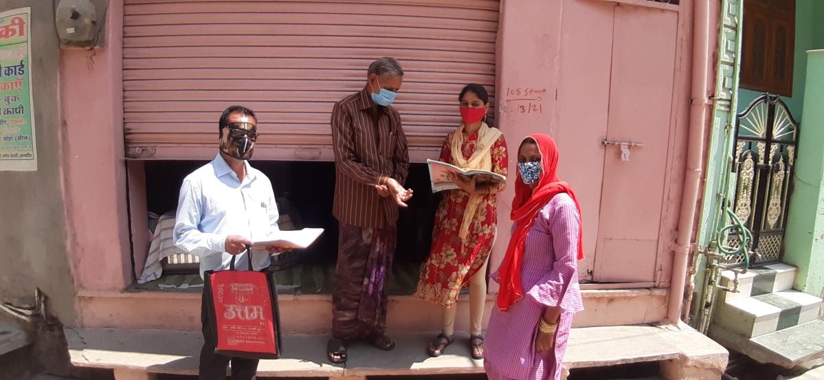 Madhya Pradesh: 3rd survey of Kill Corona Campaign begins in rural belt