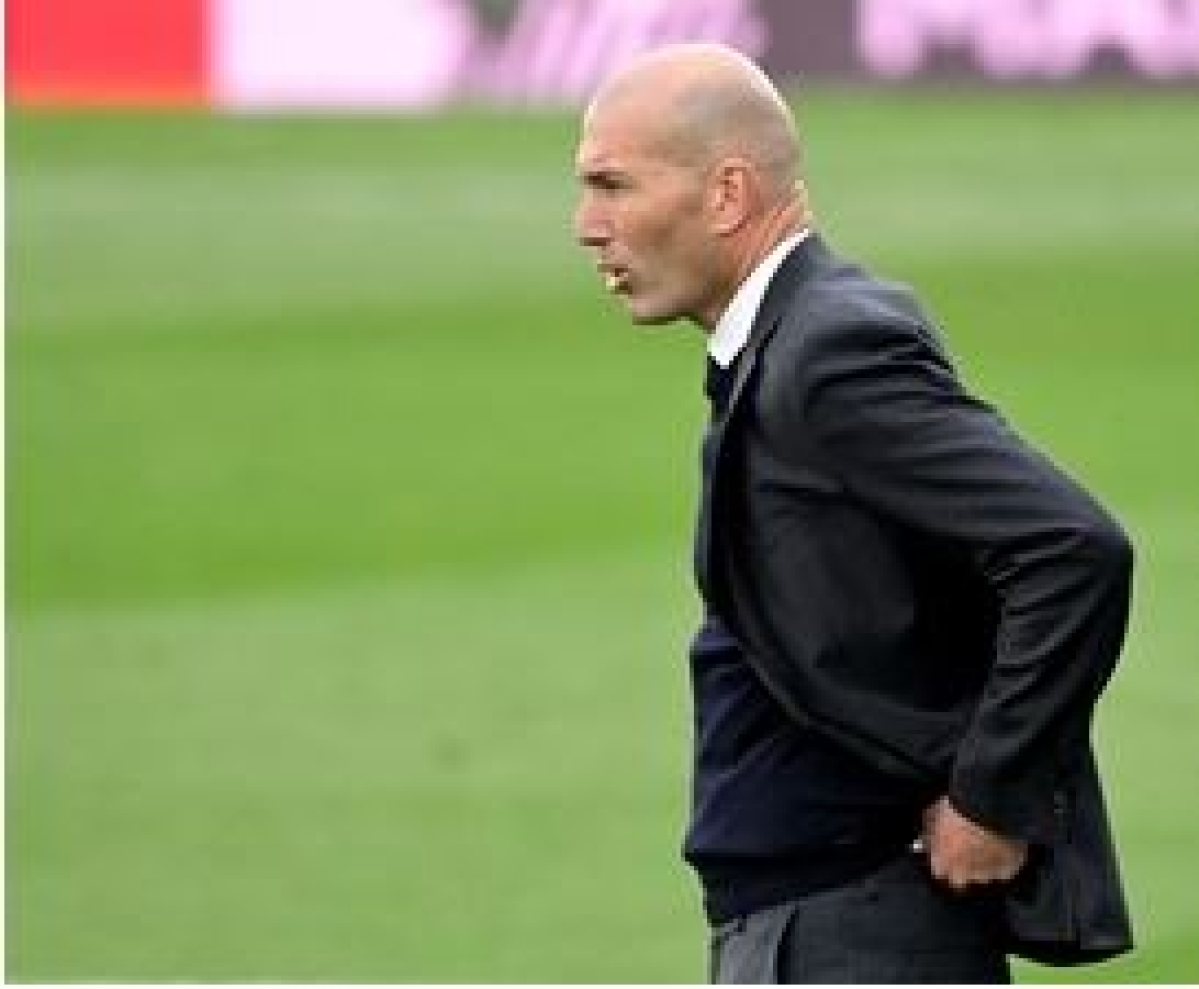 End of the spell for Zidane: As Real Madrid says that Frenchman is stepping down as team's coach