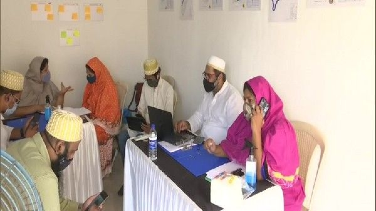 Dawoodi Bohra community sets up COVID-19 'war room' in Mumbai's Bhendi Bazaar