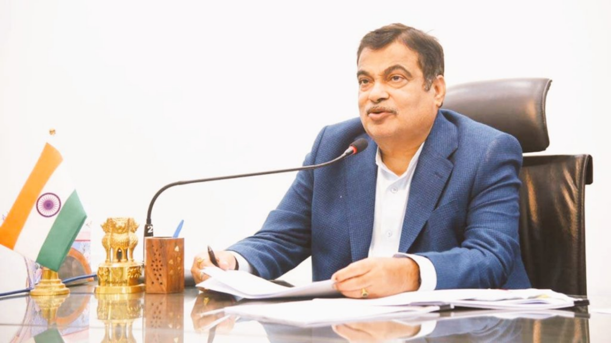 Union Minister for Road Transport & Highways of India Nitin Gadkari