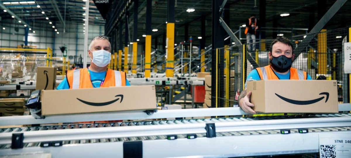 Amazon to hire 10,000 more employees in UK; to invests £10 million for training