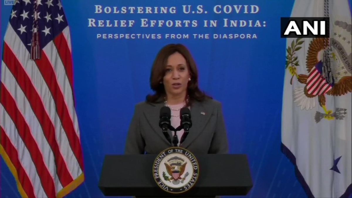 COVID-19 situation in India 'nothing short of heartbreaking': US VP Kamala Harris