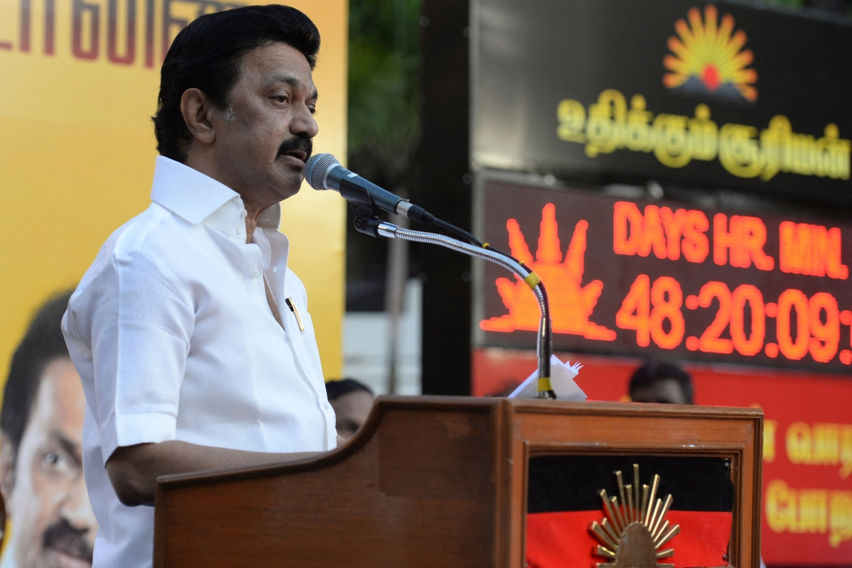 Tamil Nadu assembly polls: Early trends indicate edge for DMK