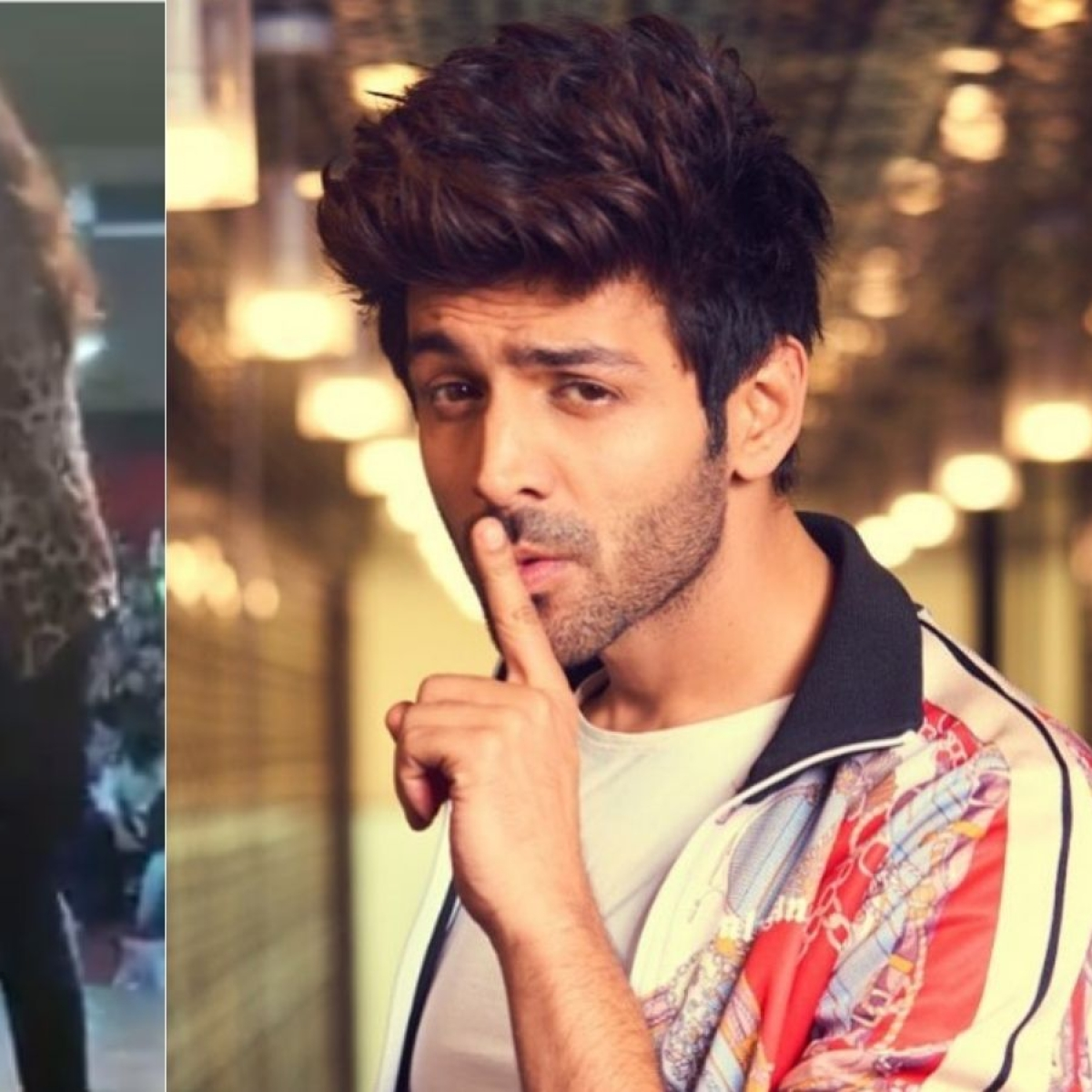 Kartik Aaryan goes down on his knees for a female fan during film promotion, watch throwback video
