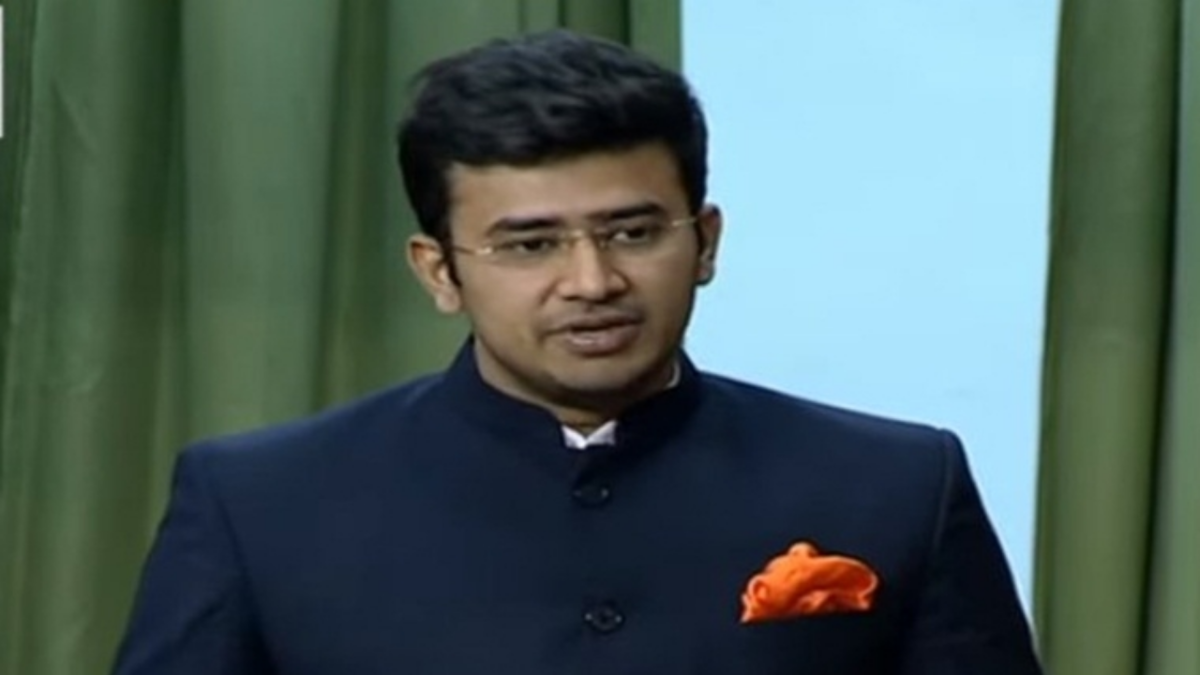 #BBMPBedScam takes communal turn; MP Tejasvi Surya accused of attacking minorities