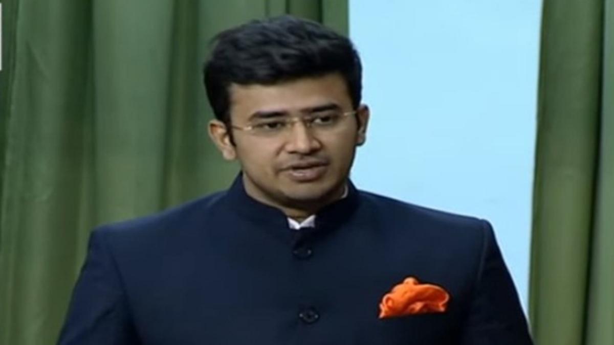 #BBMPBedScam takes communal turn; MP Tejasvi Surya accused of attacking minorities