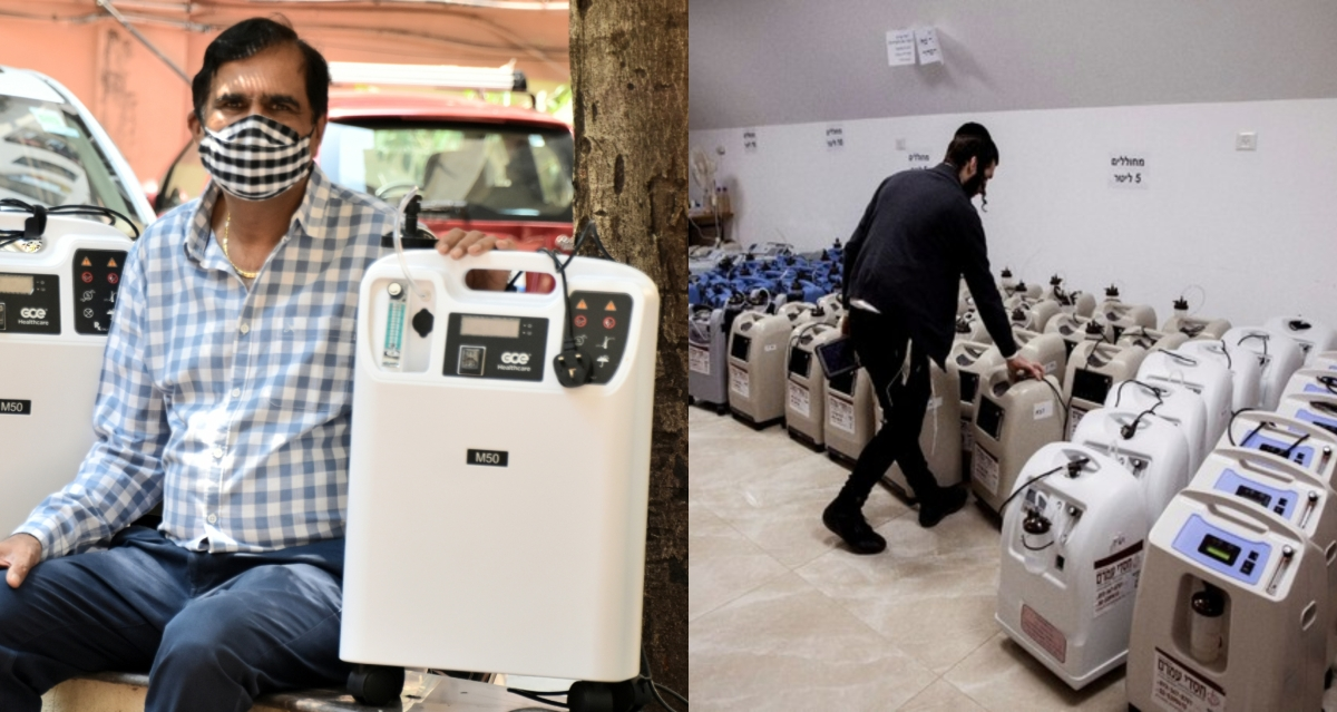 COVID-19: What is oxygen concentrator and how does it work? Here's all you need to know