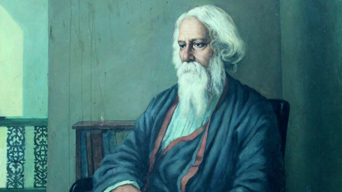 Rabindranath Tagore was a universal soul with universal consciousness,  writes Sumit Paul