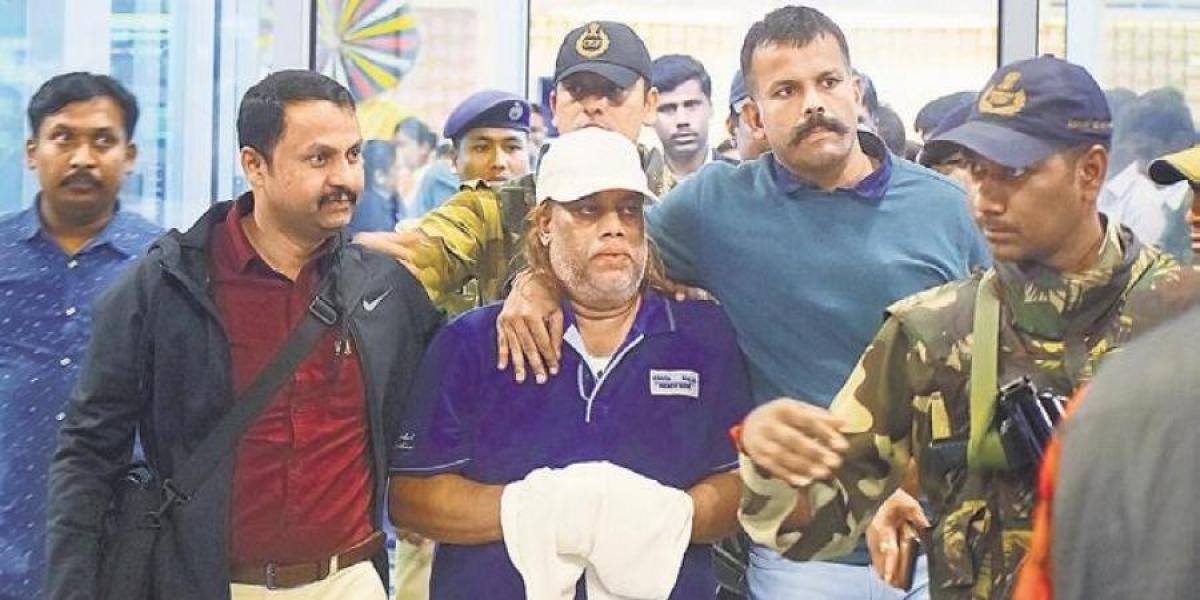 Mumbai Police Crime Branch files charge sheet against gangster Ravi Pujari in Gajalee firing case