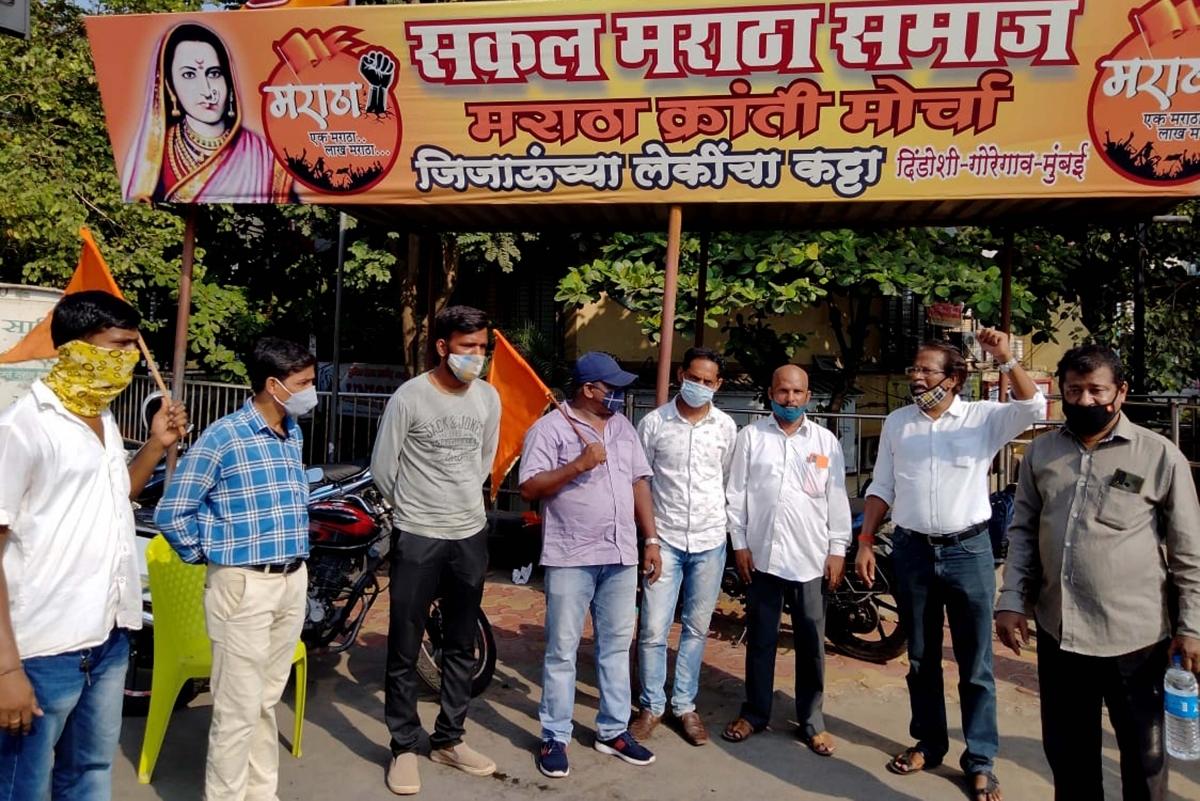 Mumbai: BJP blames MVA for SC striking down Maratha quota