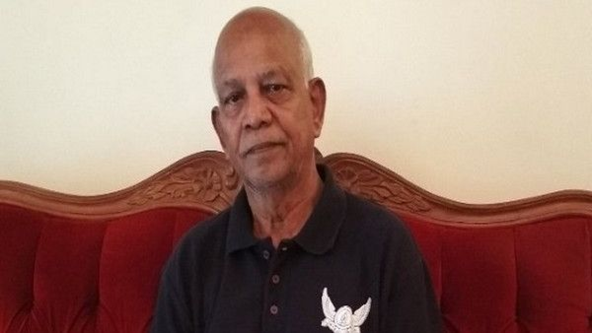 Legendary Indian footballer and Asian Games gold medalist Fortunato Franco passes away