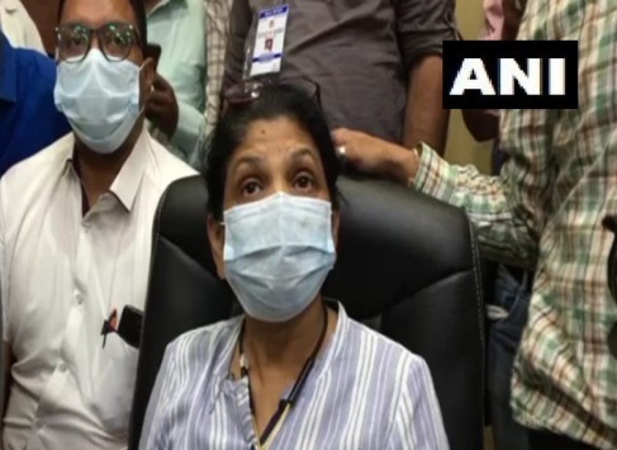 Indore: Health workers call off protest against district collector, resume work