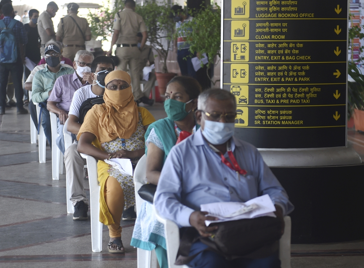 Maharashtra: 71,966 patients discharged in a day; 40,956 new COVID-19 cases, 793 deaths
