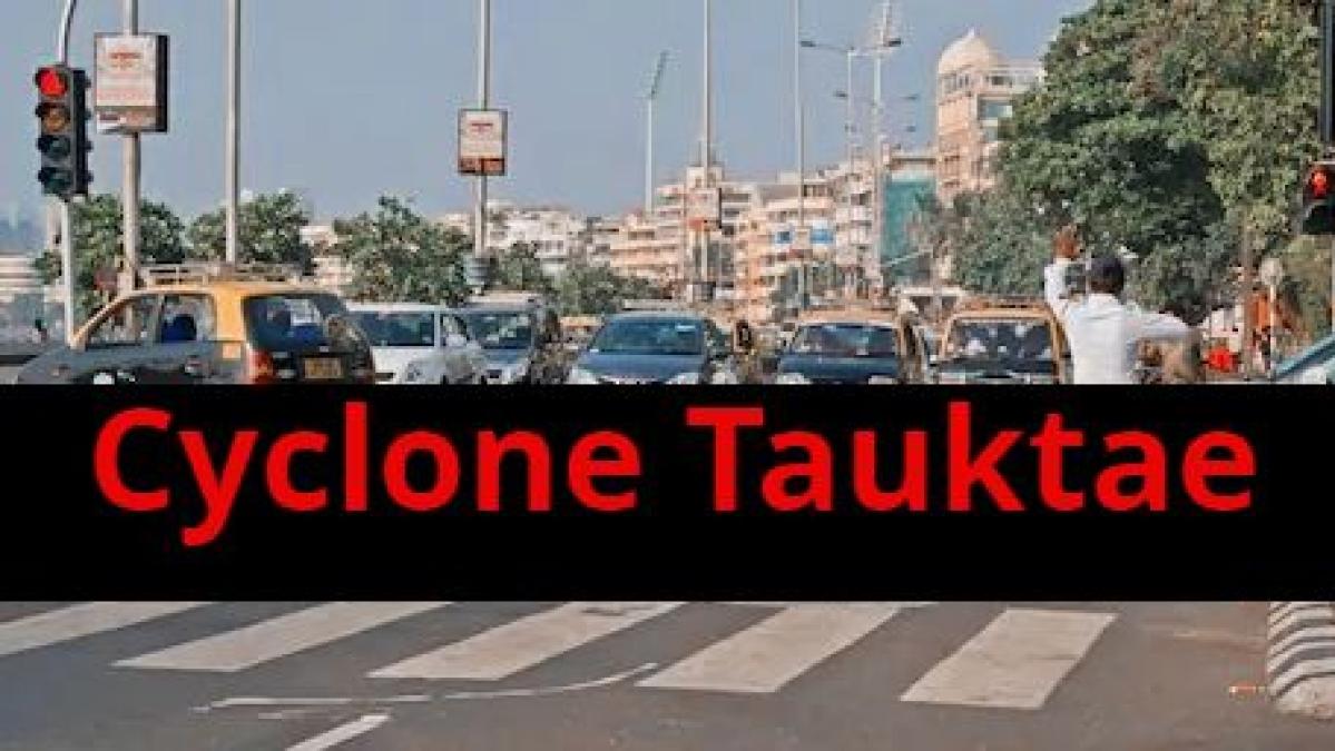 Cyclone Tauktae: Mumbai to witness intense spells; click here for traffic update from city
