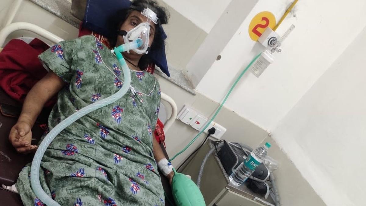 Khandwa: SDM improvises supply technique to save oxygen