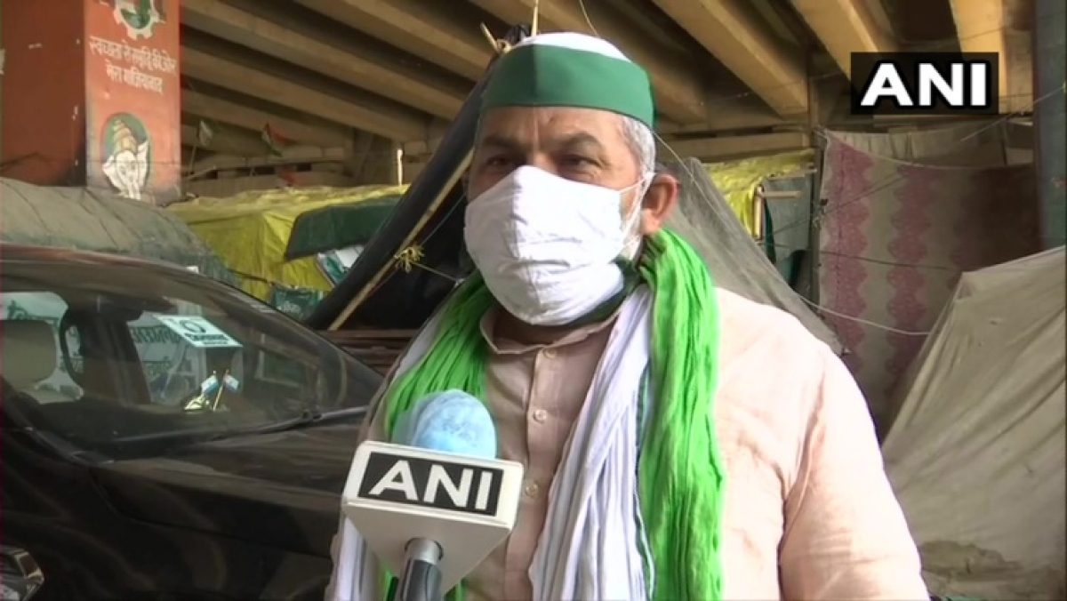 'There'll be no crowding': BKU leader Rakesh Tikait on nationwide protest being observed by farmers on May 26