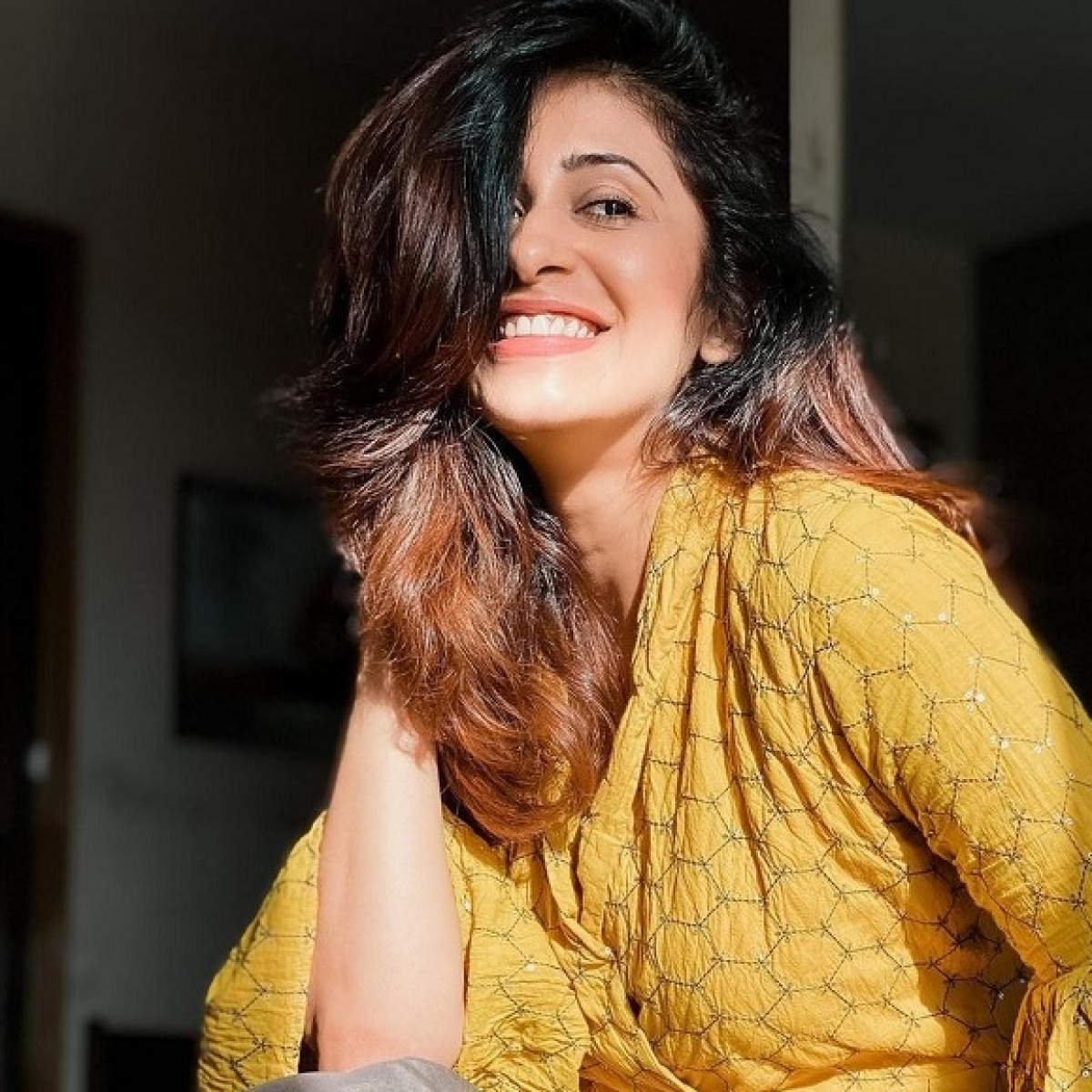 Mother's Day 2021: 'I don't give heed to this age factor,' says Kishwer Merchant on embracing motherhood at 40