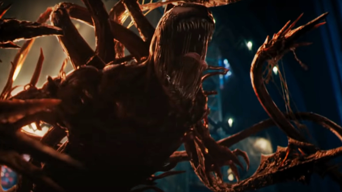 Watch: Tom Hardy in spine-chilling trailer of 'Venom: Let There Be Carnage'