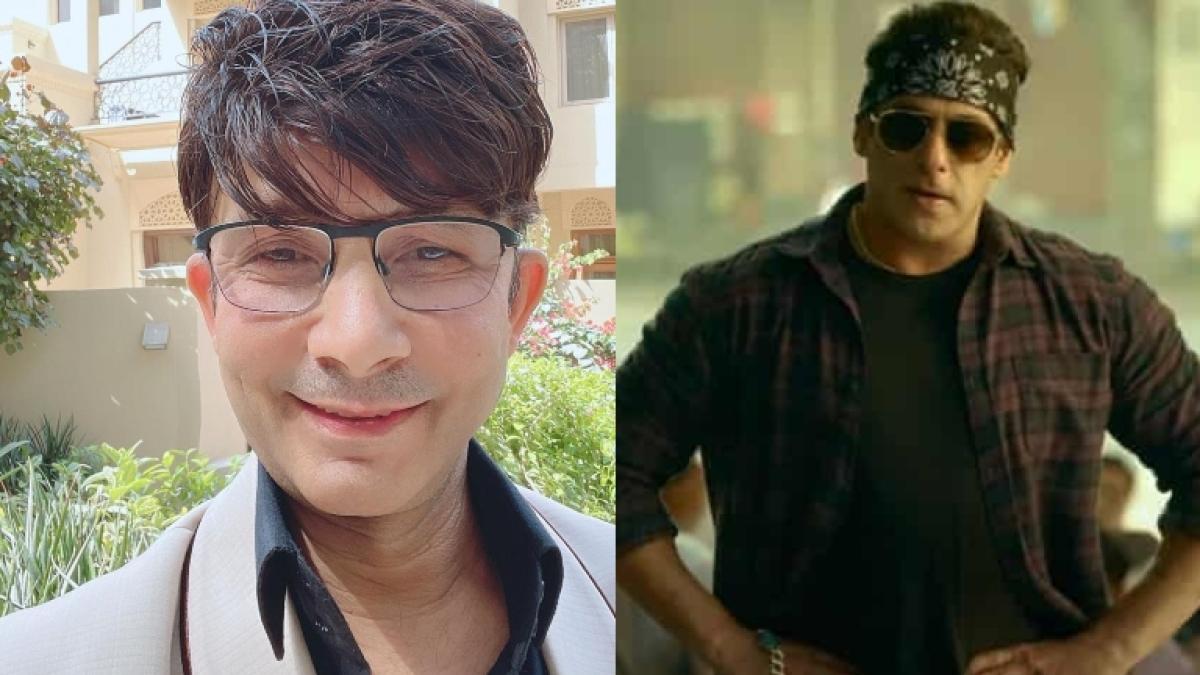 'Won't make defamatory statements against Salman Khan': Kamaal R Khan after actor slaps defamation case