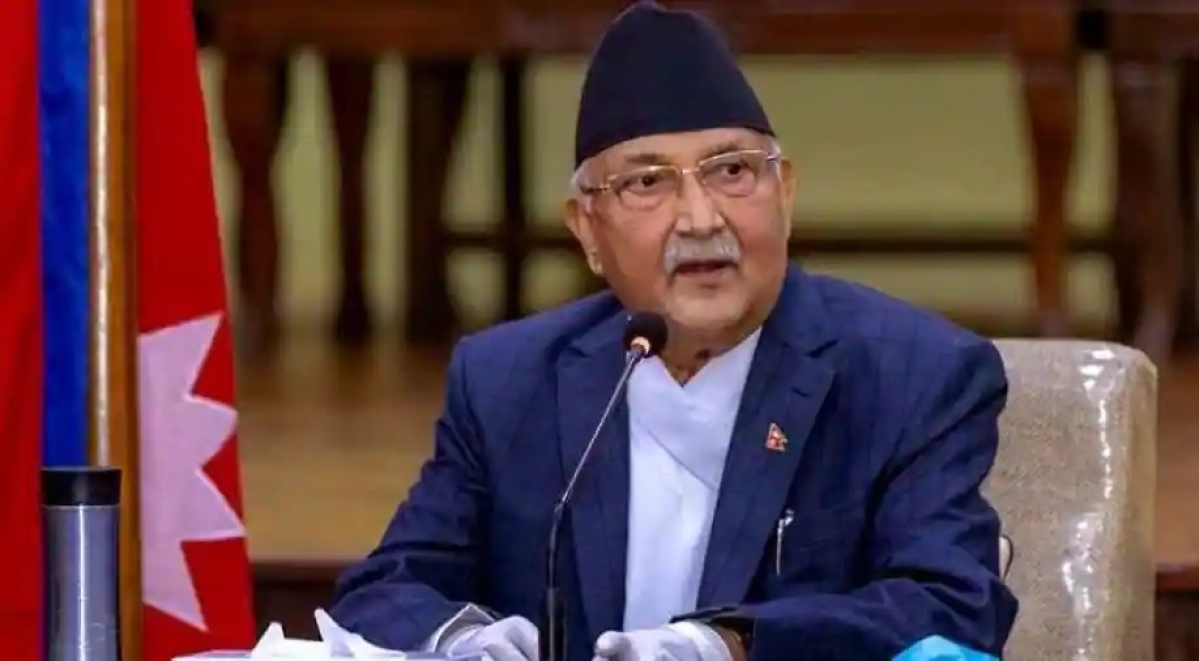 Nepal's Oli government loses majority as Maoist Center withdraws support