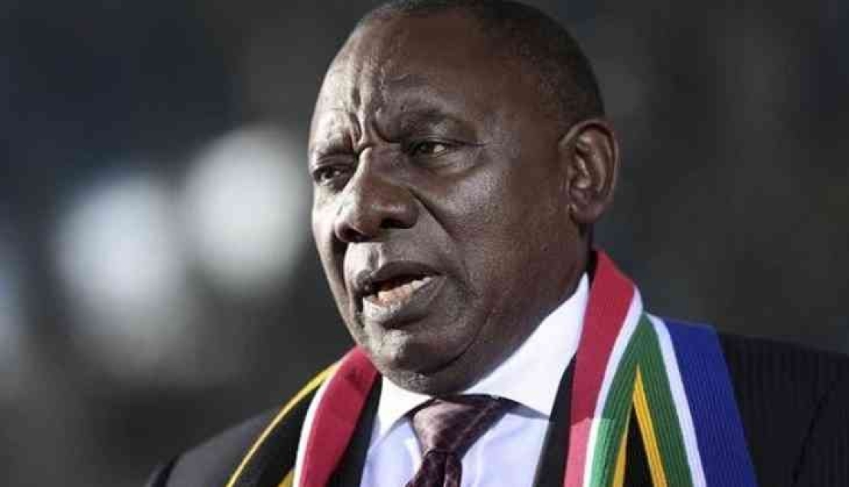 Situation in Gaza reminds me of apartheid-era in South Africa: President Ramaphosa