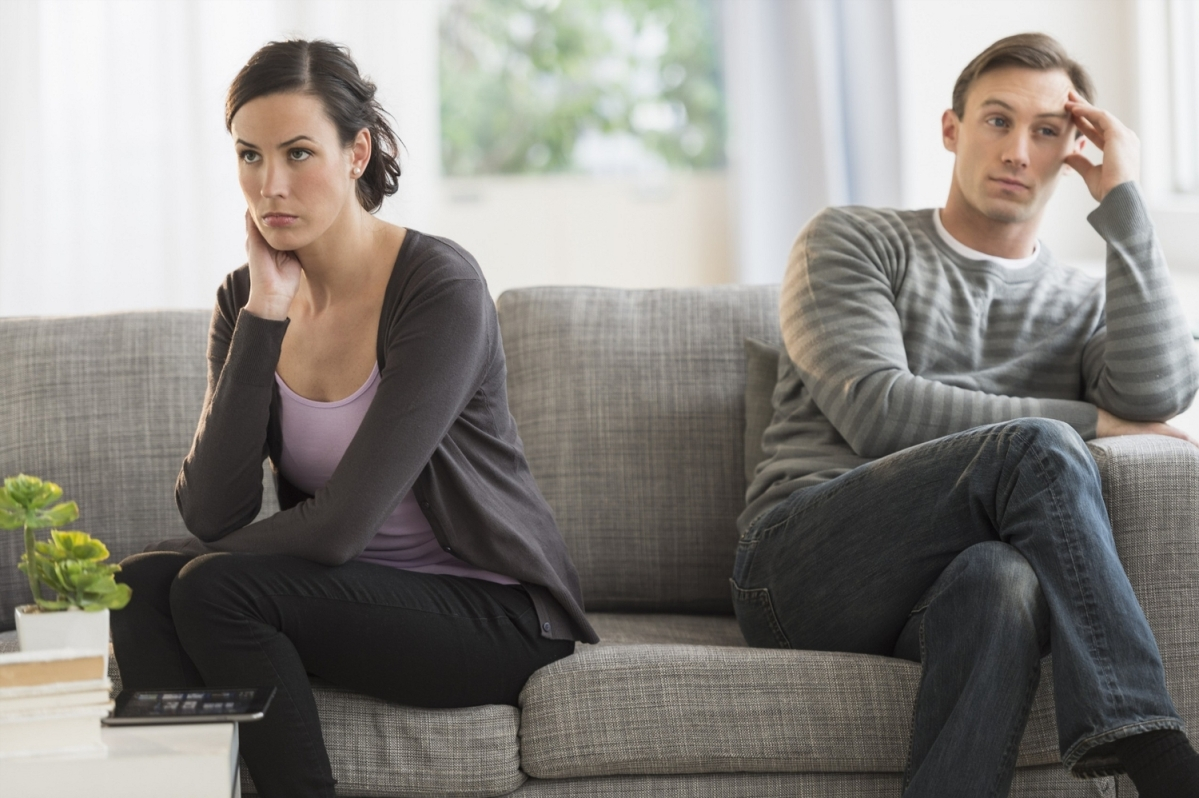 Candid Corner: A passionless marriage